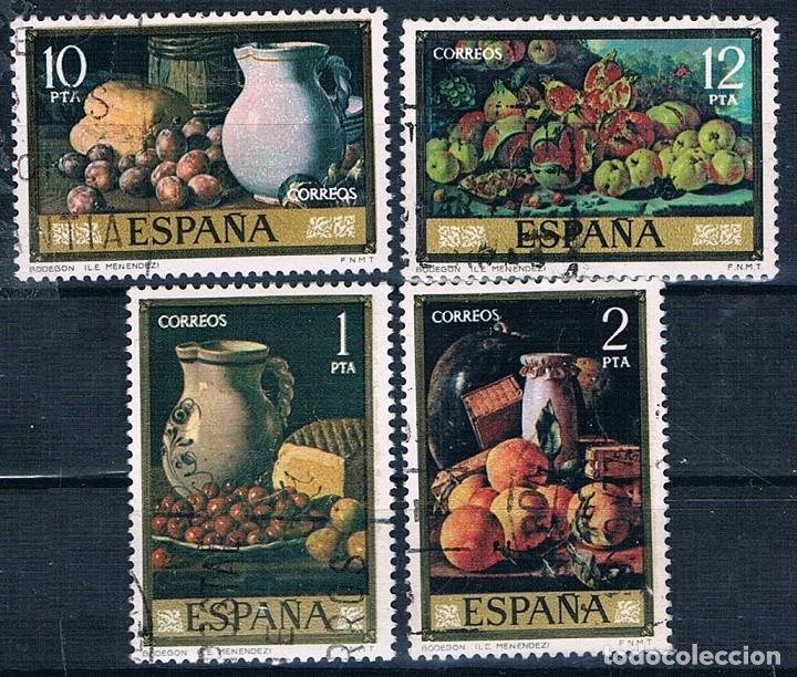 Sellos: ESPAÑA PINTORES USADOS 7 FOTOGRAFÍAS - Foto 6 - 172659137