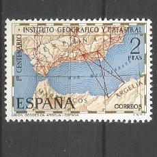 Sellos: ESPAÑA INSTITUTO GEOGRAFICO Y CATASTRAL EDIFIL NUM. 2001 ** SERIE COMPLETA SIN FIJASELLOS. Lote 194262610