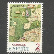 Sellos: ESPAÑA CONSEJO SUPERIOR GEOGRAFICO EDIFIL NUM. 2172 ** SERIE COMPLETA SIN FIJASELLOS. Lote 194262637