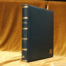 Sellos: ÁLBUM CON SELLOS, ESPAÑA 1970 - 1973,EN BLOQUE DE CUATRO,HOJAS EDIFIL 197-250, COMPLETO.. Lote 178262622