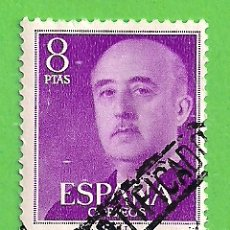 Sellos: EDIFIL 1162. GENERAL FRANCO. (1955-56).. Lote 178683871