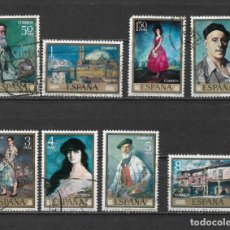 Sellos: ESPAÑA 1971 EDIFIL 2019/2026 - 6/23. Lote 179099258