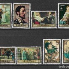 Sellos: ESPAÑA 1974 EDIFIL 2203/2210 - 6/23. Lote 179099532