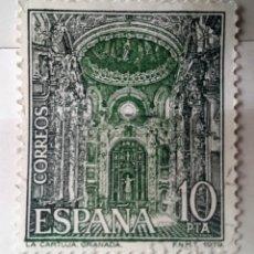 Sellos: ESPAÑA 1979, 1 SELLO USADO LA CARTUJA DE GRANADA. Lote 179235667