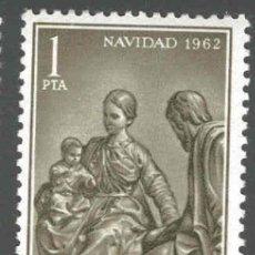 Sellos: 1962 EDIFIL 1478** NUEVO SIN CHARNELA. NAVIDAD. Lote 180252111