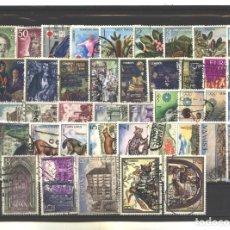 Sellos: ESPAÑA 1972 - EDIFIL NRO. 2071-2116 (COMPLETO) - USADOS. Lote 180397317