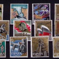 Sellos: SELLOS DE ESPAÑA AÑO 1961 ALZAMIENTO NACIONAL SELLOS NUEVOS**. Lote 206274153