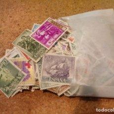 Sellos: LOTE DE 300 SELLOS DE ESPAÑA USADOS DIFERENTES. Lote 182332386