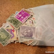 Sellos: LOTE DE 300 SELLOS DE ESPAÑA DIFERENTES USADOS. Lote 182332526
