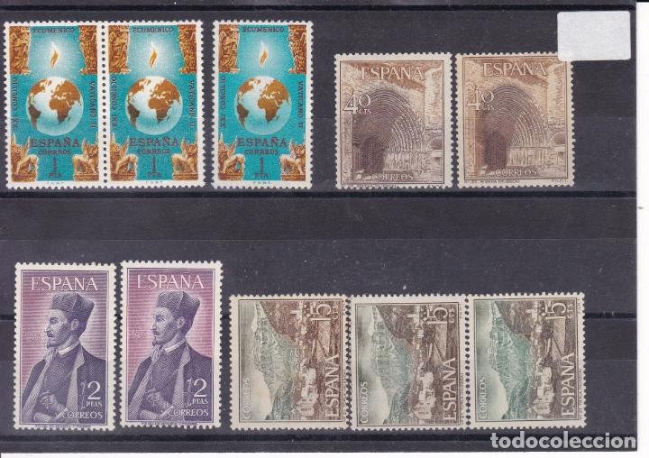 DD29-LOTE VARIEDADES NUEVOS. (Sellos - España - II Centenario De 1.950 a 1.975 - Nuevos)