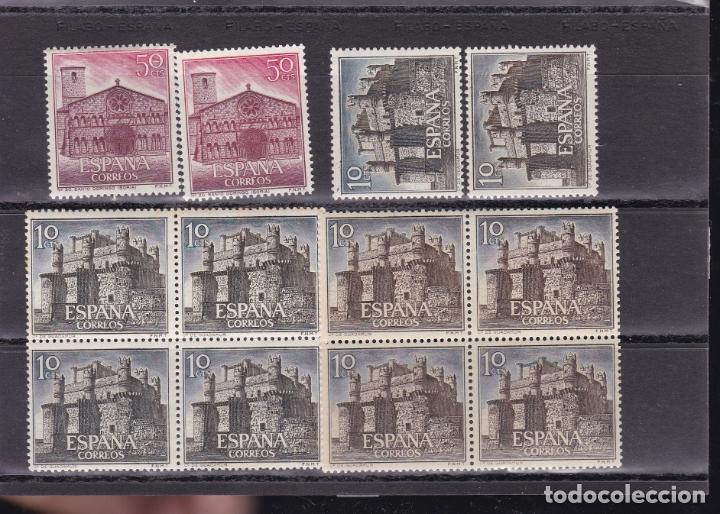DD30-LOTE VARIEDADES NUEVOS. (Sellos - España - II Centenario De 1.950 a 1.975 - Nuevos)