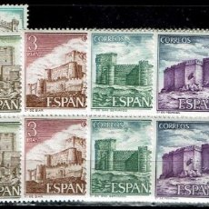 Sellos: ESPAÑA 1972 - EDIFIL 2093/2097 (**) EN BLOQUE DE 4. Lote 183203330