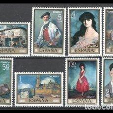 Sellos: SELLOS, ZULOAGA 1971 SERIE COMPLETA 2019/2026 NUEVA.. Lote 183584368