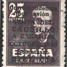 Sellos: ESPAÑA, 1951 EDIFIL Nº 1090, VISITA DEL CAUDILLO A CANARIAS,. Lote 185981153