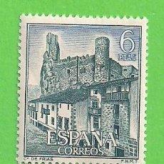 Francobolli: EDIFIL 1884. CASTILLOS DE ESPAÑA - FRÍAS, BURGOS. (1968).** NUEVO SIN FIJASELLOS.. Lote 186343906