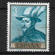 Sellos: ESPAÑA 1962 EDIFIL 1436 USADO - 3/6. Lote 187533388