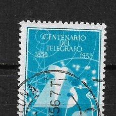 Sellos: ESPAÑA 1955 EDIFIL 1182 USADO - 3/5. Lote 187534422