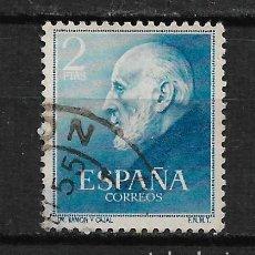 Sellos: ESPAÑA 1952 EDIFIL 1119 USADO - 3/5. Lote 187534496