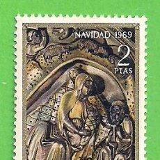 Timbres: EDIFIL 1945. NAVIDAD - ''NATIVIDAD DEL SEÑOR'', GERONA. (1969).** NUEVO SIN FIJASELLOS.. Lote 188512241