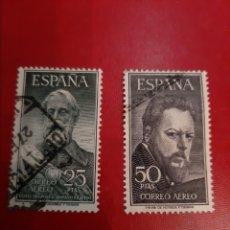 Sellos: 1953 EDIFIL 1124/25 USADO BONITO. Lote 188675068