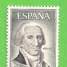 Timbres: EDIFIL 1655. PERSONAJES ESPAÑOLES - GASPAR MELCHOR DE JOVELLANOS. (1965).** NUEVO SIN FIJASELLOS.. Lote 190144306