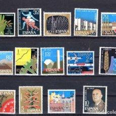 Sellos: ED Nº 1576/89 XXV AÑOS DE PAZ EN ESPAÑA. Lote 190161626