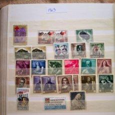 Timbres: ESPAÑA 1963. Lote 191355627