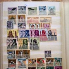 Timbres: ESPAÑA 1961. Lote 191356371