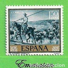Timbres: EDIFIL 1571. JOAQUÍN SOROLLA - ''EL ENCIERRO''. (1964).** NUEVO SIN FIJASELLOS.. Lote 191708193