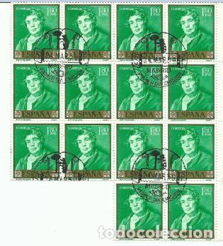 Sellos: 14 Series completas Primera Edición SELLOS ESPAÑA 1959 - PINTOR VELÁZQUEZ - 10 VALORES - Foto 2 - 194316817