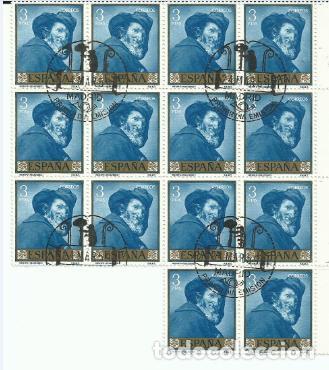 Sellos: 14 Series completas Primera Edición SELLOS ESPAÑA 1959 - PINTOR VELÁZQUEZ - 10 VALORES - Foto 6 - 194316817