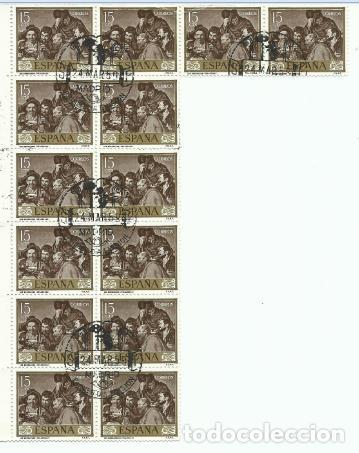 Sellos: 14 Series completas Primera Edición SELLOS ESPAÑA 1959 - PINTOR VELÁZQUEZ - 10 VALORES - Foto 10 - 194316817