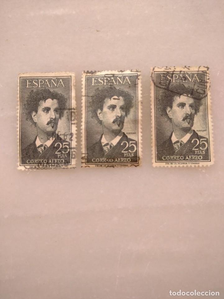 3 SELLOS USADOS (Sellos - España - II Centenario De 1.950 a 1.975 - Usados)