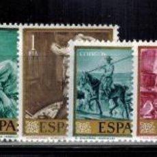 Sellos: SERIE COMPLETA DE SELLOS NUEVOS PINTOR SOROLLA AÑO 1964. Lote 194368038