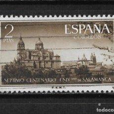 Sellos: ESPAÑA 1953 EDIFIL 1128 USADO - 2/10. Lote 194625447