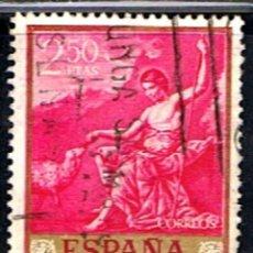 Sellos: ESPAÑA // EDIFIL 1504 // 1963 ... USADO. Lote 194727215