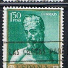 Sellos: ESPAÑA // EDIFIL 1503 // 1963 ... USADO. Lote 194727335