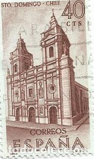 Sellos: LOTE DE 11 SELLOS USADOS DE 1969 SERIE FORJADORES DE AMERICA EDIFIL 1939- STO DOMINGO DE CHILE - Foto 7 - 194875087