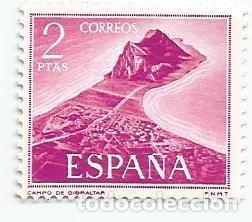 Sellos: LOTE DE 62 SELLOS USADOS DE 1969- SERIE PRO TRABAJADORES ESPAÑOLES DE GIBRALTAR-EDIFIL 1934 Y 1935 - Foto 5 - 194878227