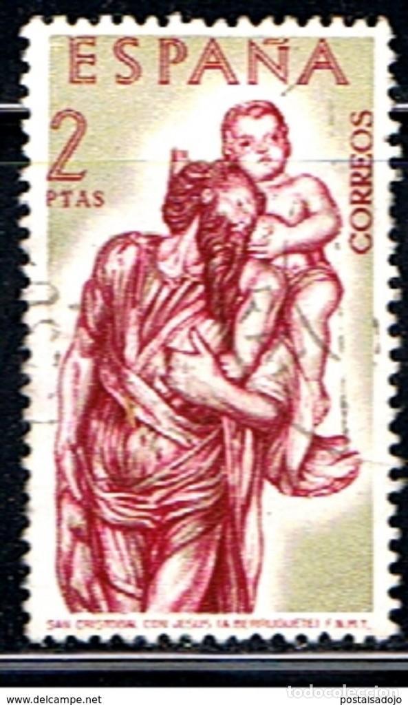 ESPAÑA // EDIFIL 1441 // 1962 ... USADO (Sellos - España - II Centenario De 1.950 a 1.975 - Usados)