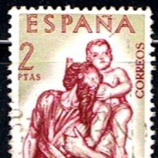 Sellos: ESPAÑA // EDIFIL 1441 // 1962 ... USADO. Lote 194882920