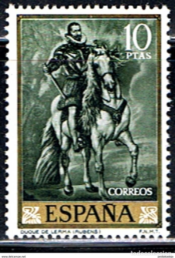 ESPAÑA // EDIFIL 1437 // 1962 ... RUBENS. DUQUE DE LERMA .. NUEVO (Sellos - España - II Centenario De 1.950 a 1.975 - Nuevos)