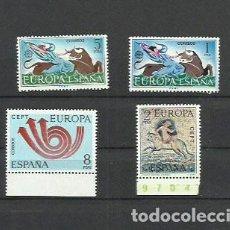 Sellos: EUROPA. Lote 194908840
