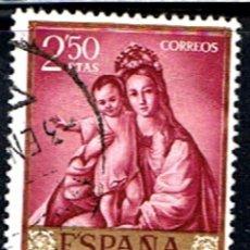 Sellos: ESPAÑA // EDIFIL 1424 // 1962 ... USADO. Lote 194960800