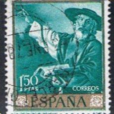 Sellos: ESPAÑA // EDIFIL 1423 // 1962 ... USADO. Lote 194960951