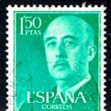 Sellos: ESPAÑA // EDIFIL 1155 // 1955 ... USADO. Lote 194964475