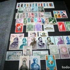 Sellos: COLECCIÓN SELLOS NUEVOS ESPAÑA AÑO 1965 II CENTENARIO - BUEN ESTADO. Lote 195217202