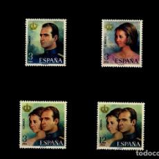 Sellos: 2302/05 REYES DE ESPAÑA. Lote 195286372