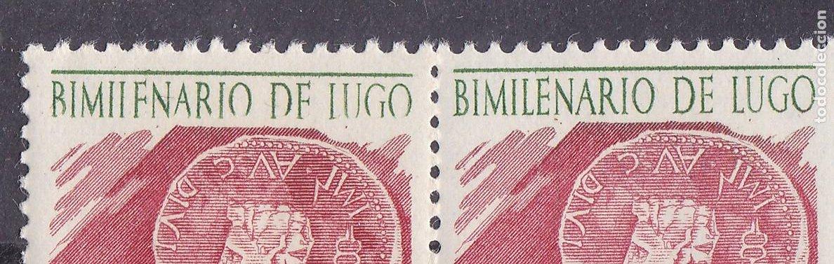Sellos: LL3- BIMILENARIO LUGO ** Sin Fijasellos VARIEDAD - Foto 2 - 195327036