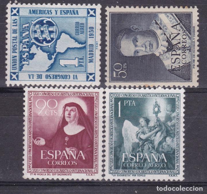 LL11-LOTE EDIFIL 1091/ 1102 Y 116/17. NUEVOS ** SIN FIJASELLOS (Sellos - España - II Centenario De 1.950 a 1.975 - Nuevos)